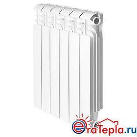 Алюминиевый радиатор Global Iseo 350 17 секций