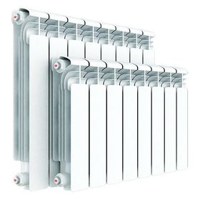 Алюминиевый радиатор Rifar Alum 500 3 секции