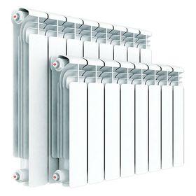 Алюминиевый радиатор Rifar Alum 500 11 секций