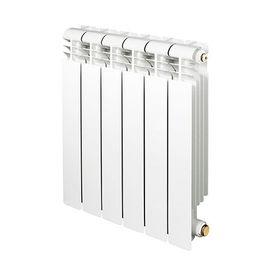 Биметаллический радиатор Rifar Monolit Ventil 500 4 секции