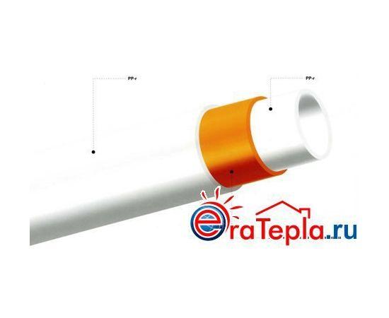Труба со стекловолокном (полипропилен) 20*3,4 мм Kalde