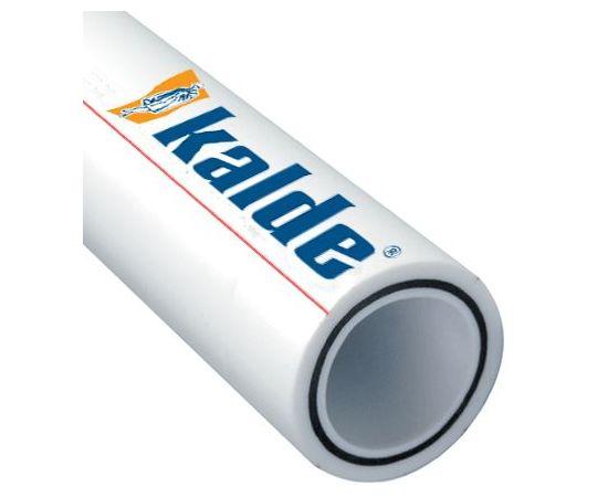 Труба со стекловолокном (полипропилен) 40*6,7 мм Kalde
