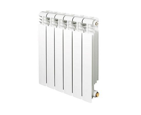 Биметаллический радиатор Rifar Monolit Ventil 350 14 секций