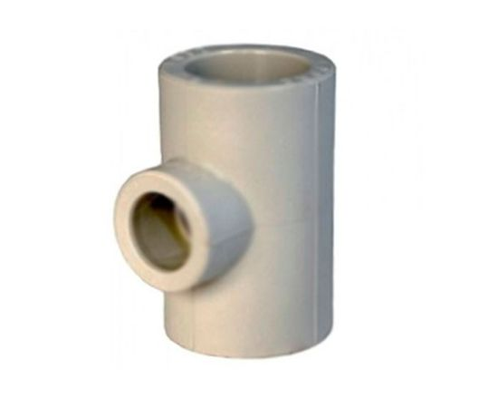 Тройник (полипропиленовый) переходной Kalde 40/20/40 мм