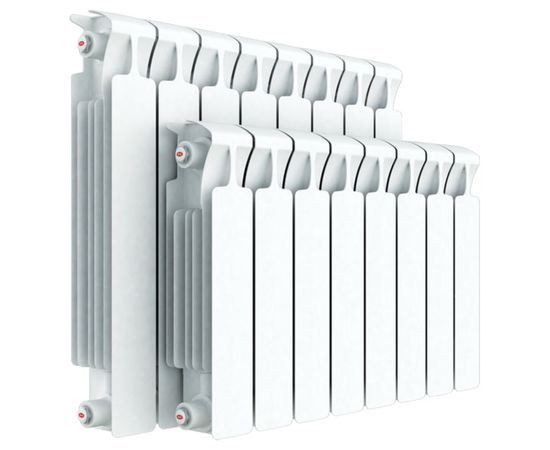 Биметаллический радиатор Rifar Monolit 350 1 секция