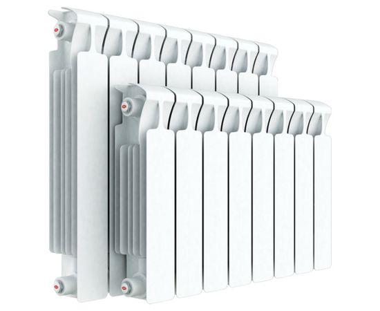 Биметаллический радиатор Rifar Monolit 500 4 секции