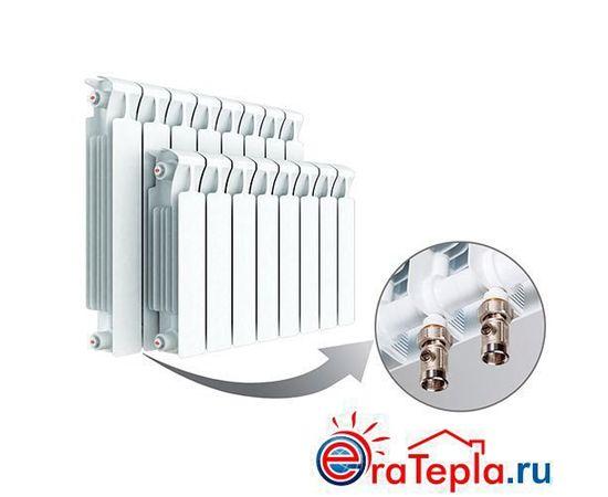 Биметаллический радиатор Rifar Base Ventil