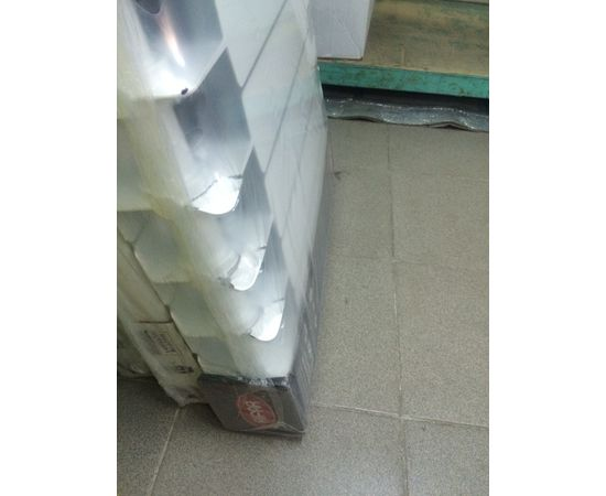 Биметаллический радиатор Rifar Monolit Ventil 500 14 секций (Уценка), фото 1